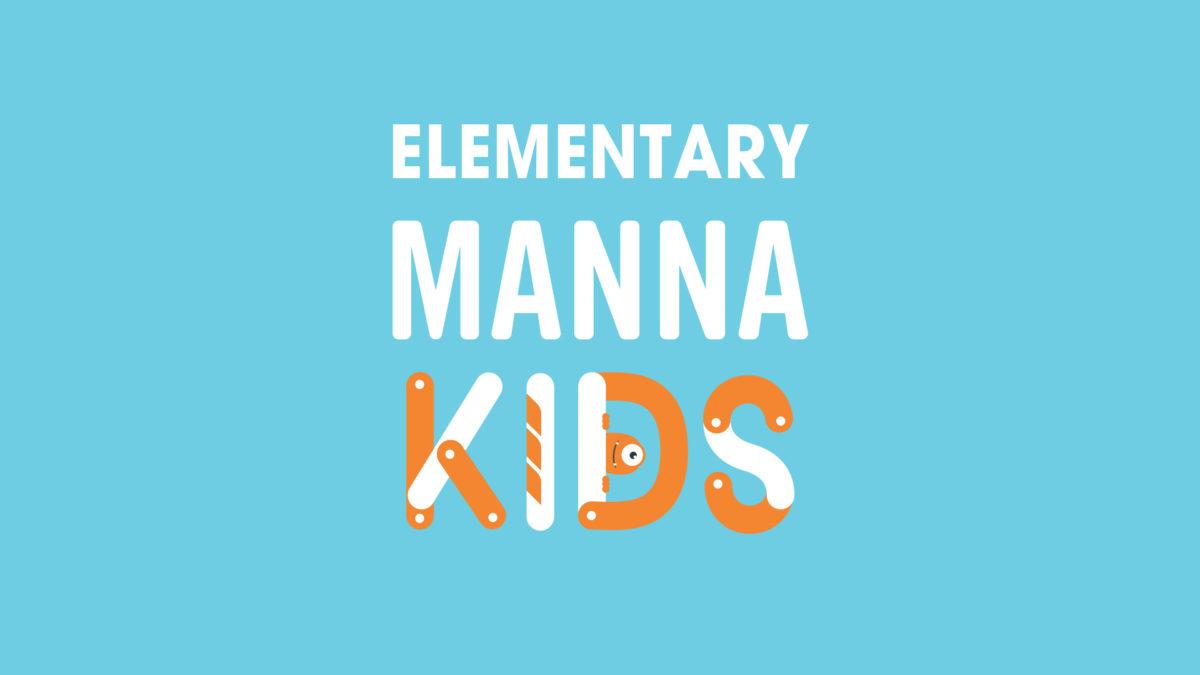 Elementary Manna Kids