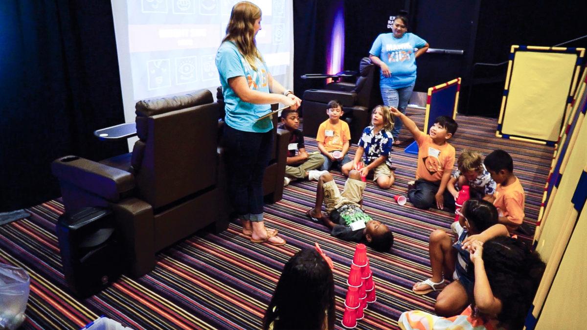 Manna Kids Elementary Team