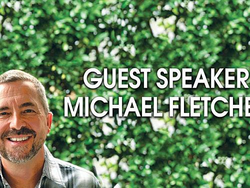 Guest Speaker: Michael Fletcher